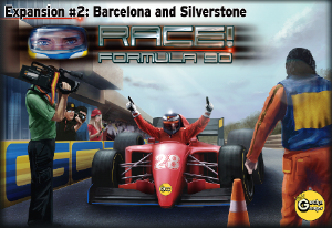 Race Formula 90 : Expansion 2 Barcelona and Silverstone